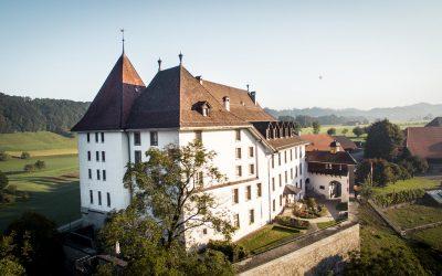 Neuer Internetauftritt für das Schloss Sumiswald